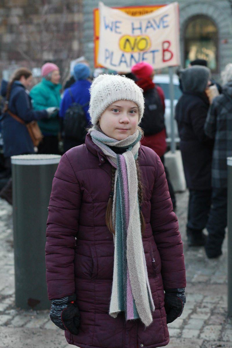 Greta Thunber 3