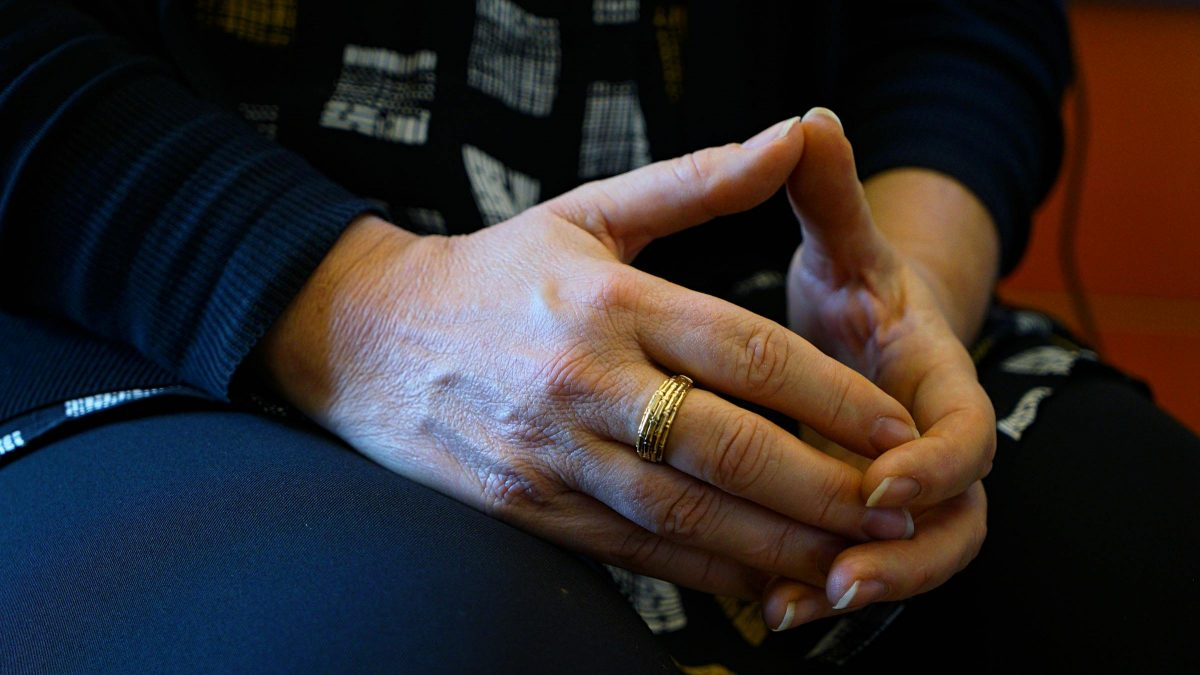 Hands Marleen Stikker