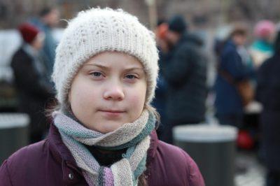 Thumbnail Greta Thunberg