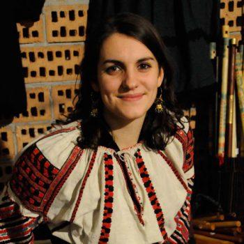 Portrait Helene Bienvenu