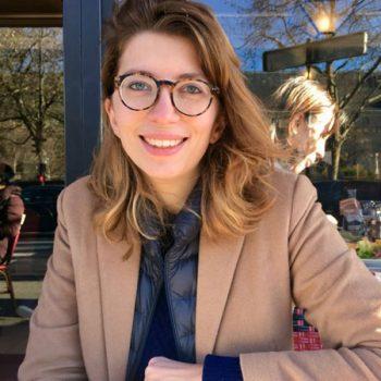 Portrait Isabelle Mayault